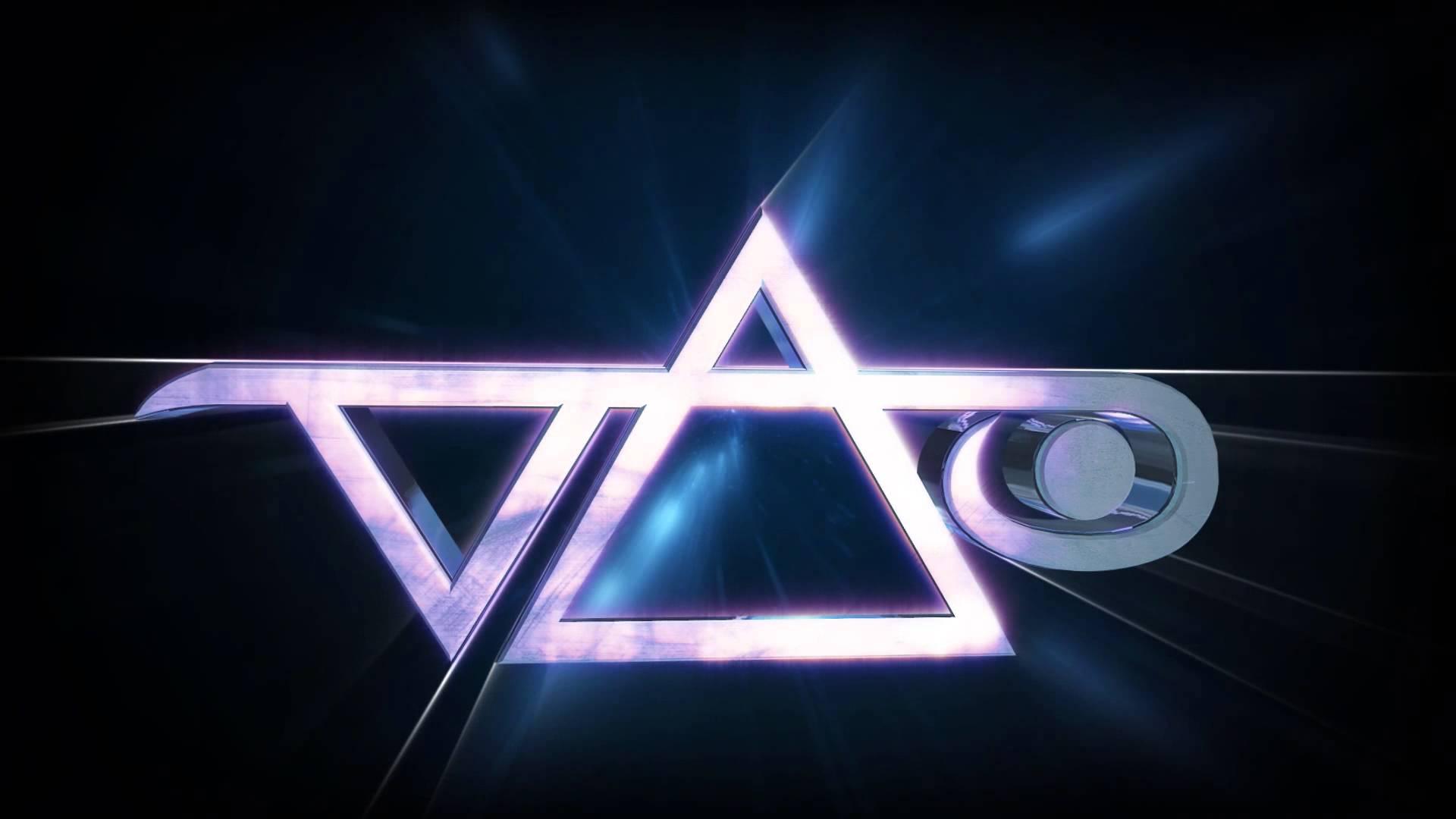Logotipo de Steve Vai, un logo cargado de simbología mística.