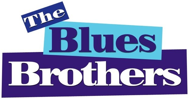 Logotipo de The Blues Brothers.