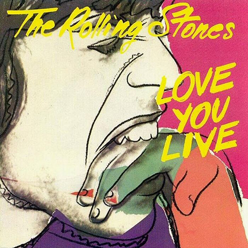 The Rolling Stones: Love You Live.