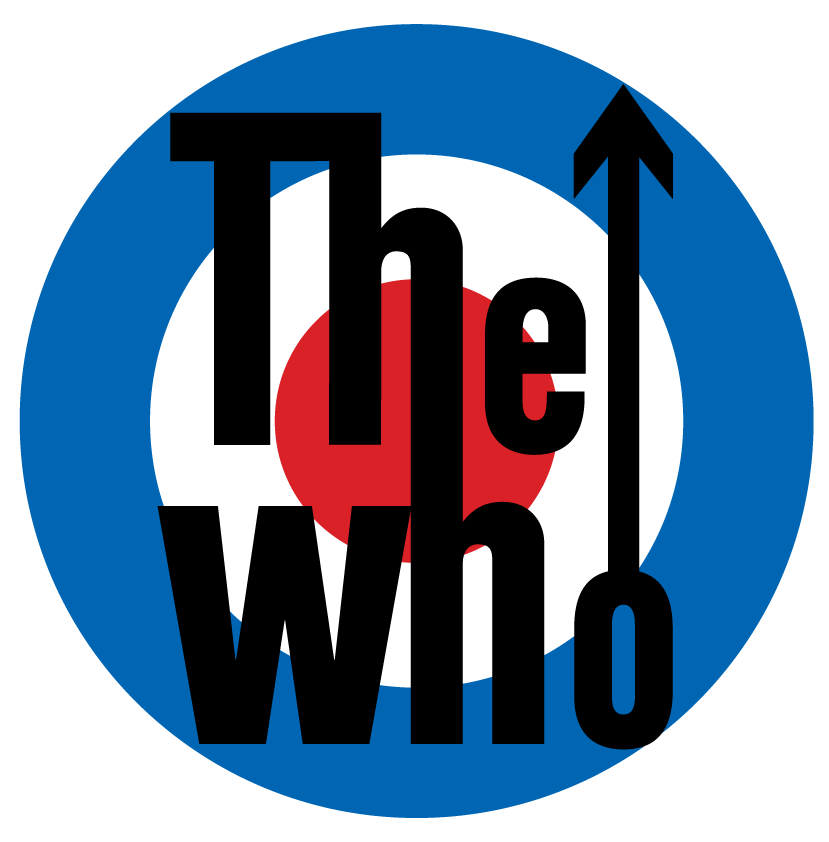 Logotipo de The Who.