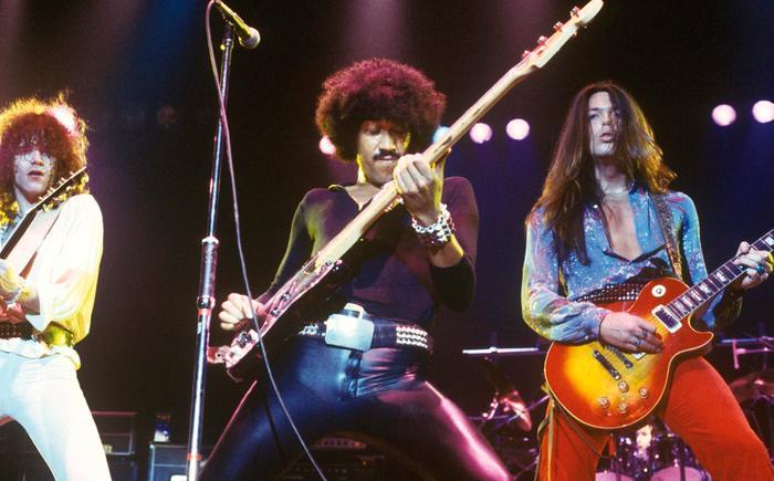 Thin Lizzy.