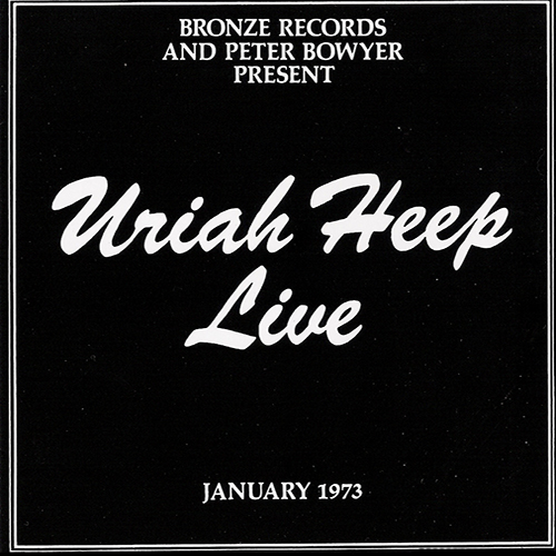 Uriah Heep: Live January 1973.