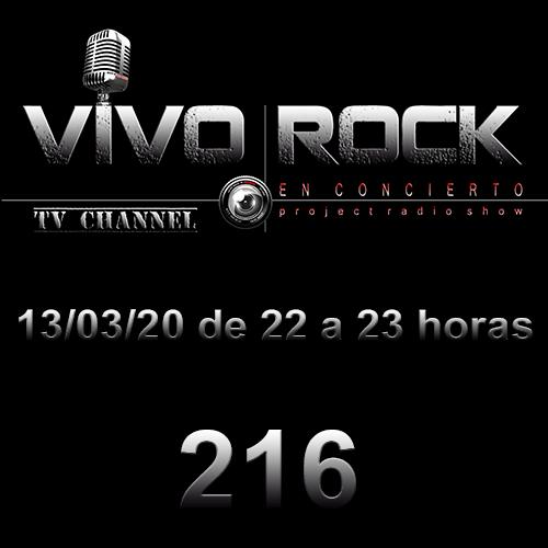 Vivo Rock programa 216