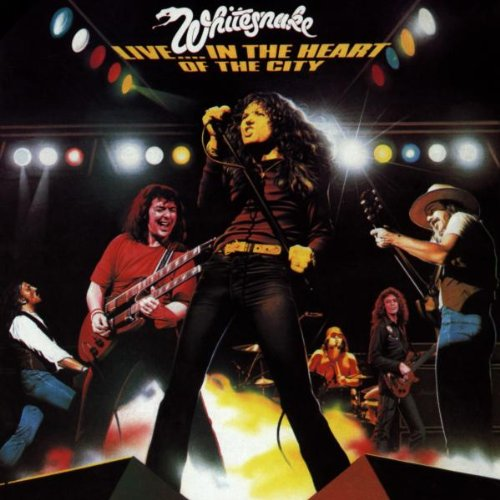Whitesnake: Live... In The Heart of the City.