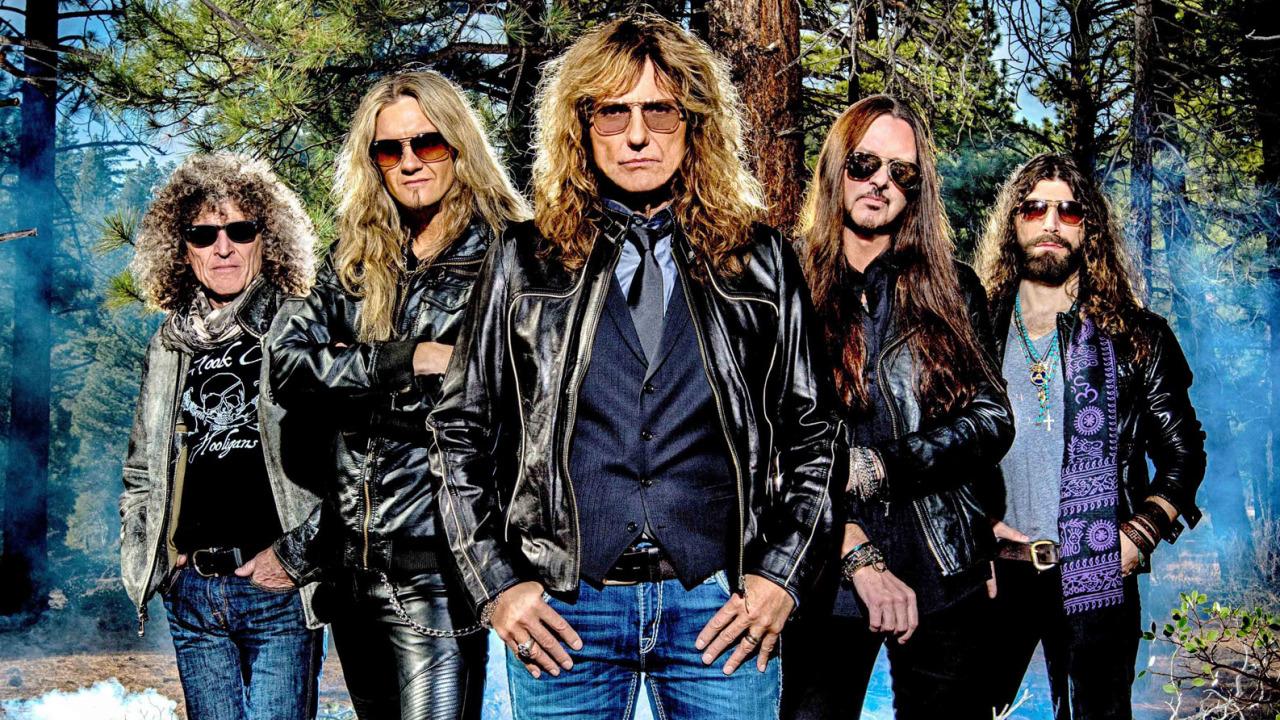 Whitesnake en 2014.
