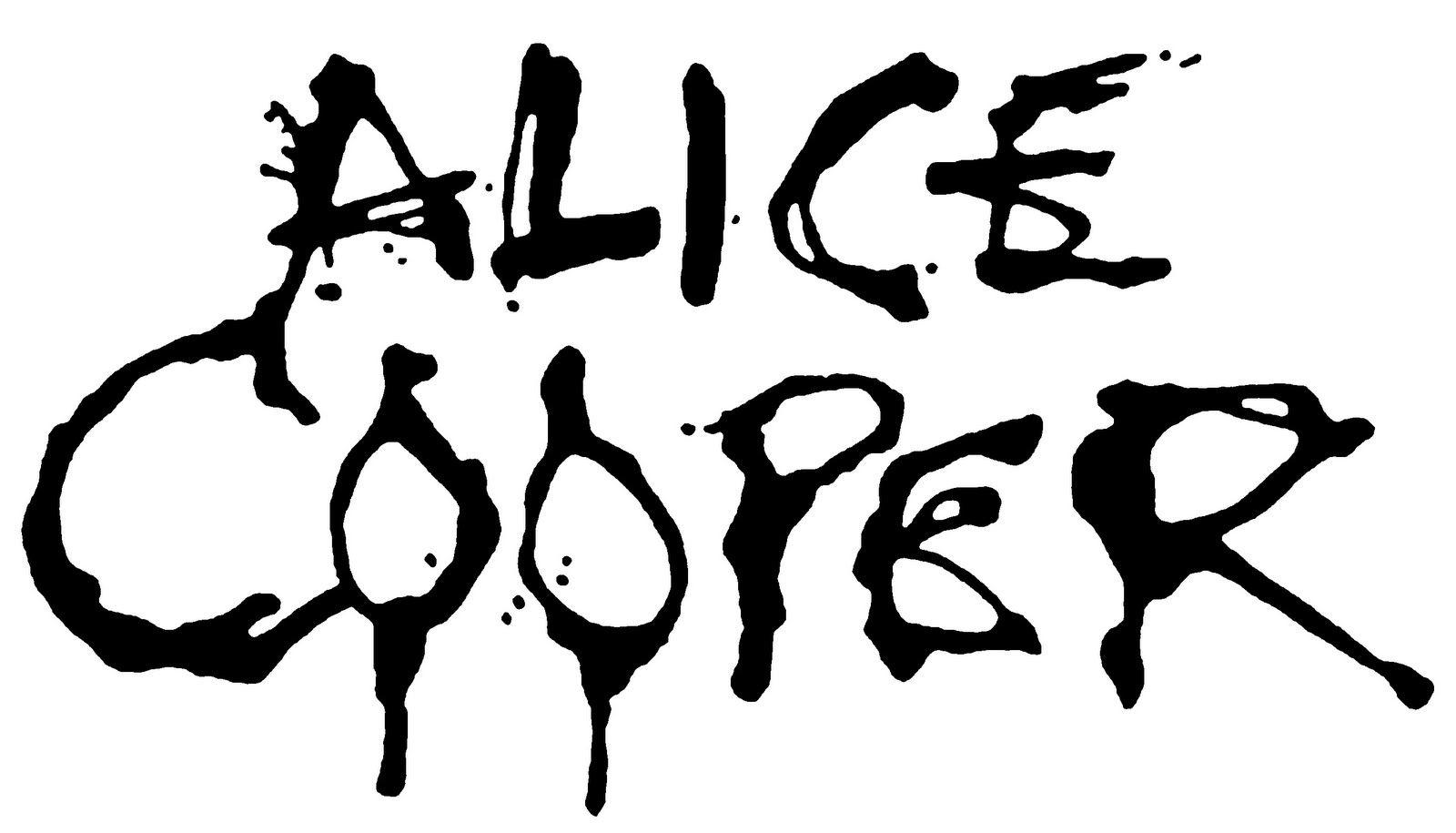 Logotipo de Alice Cooper.