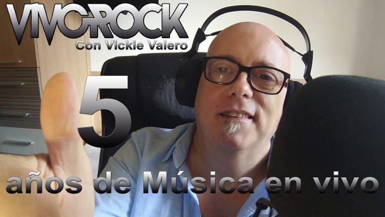 ¡5 años de Vivo Rock!