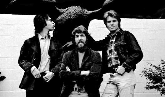 Credence Clearwater Revival.