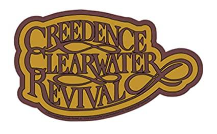 Logotipo de Credence Clearwater Revival.