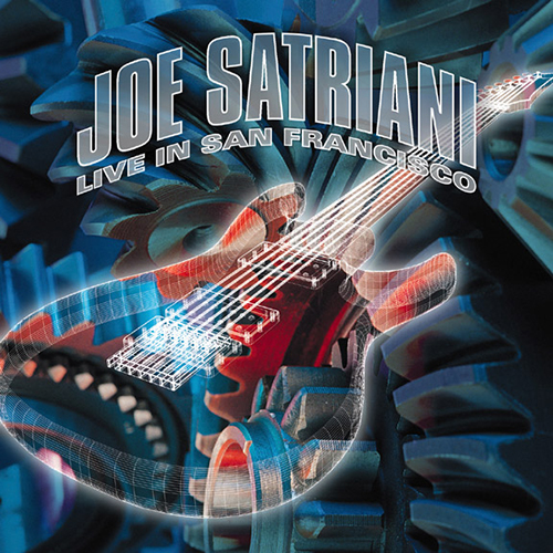 Joe Satriani: Live In San Francisco.