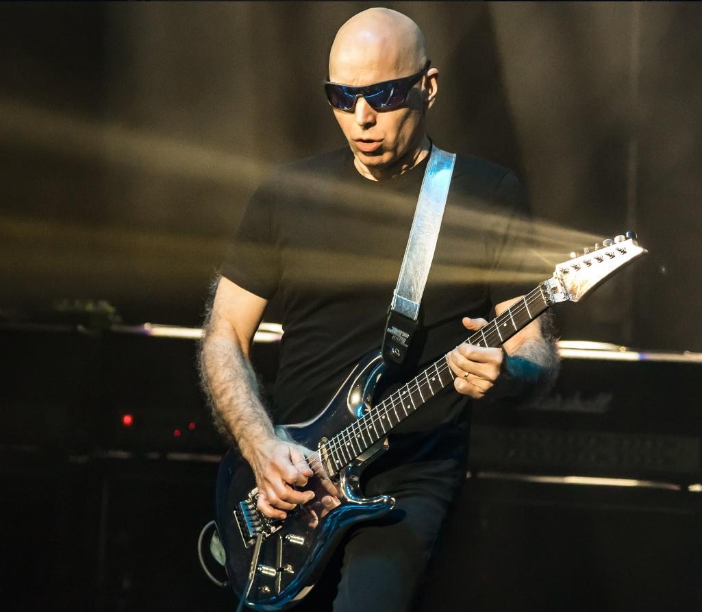 Joe Satriani.