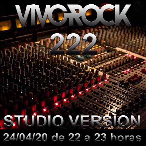 Vivo Rock programa 222