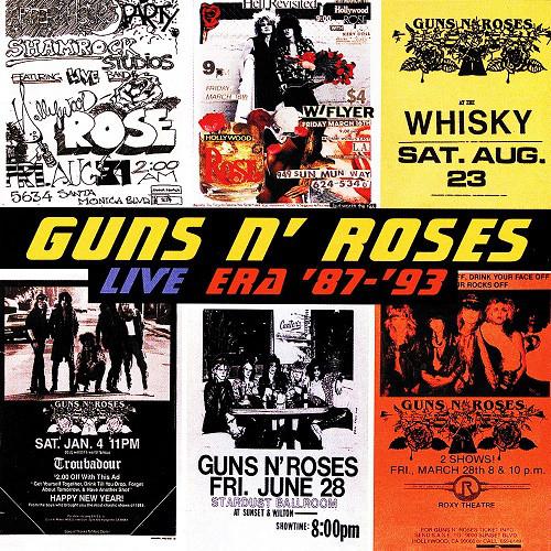 Guns N' Roses: Live Era '87-93