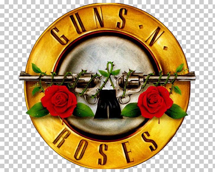 Logotipo de Guns N' Roses.