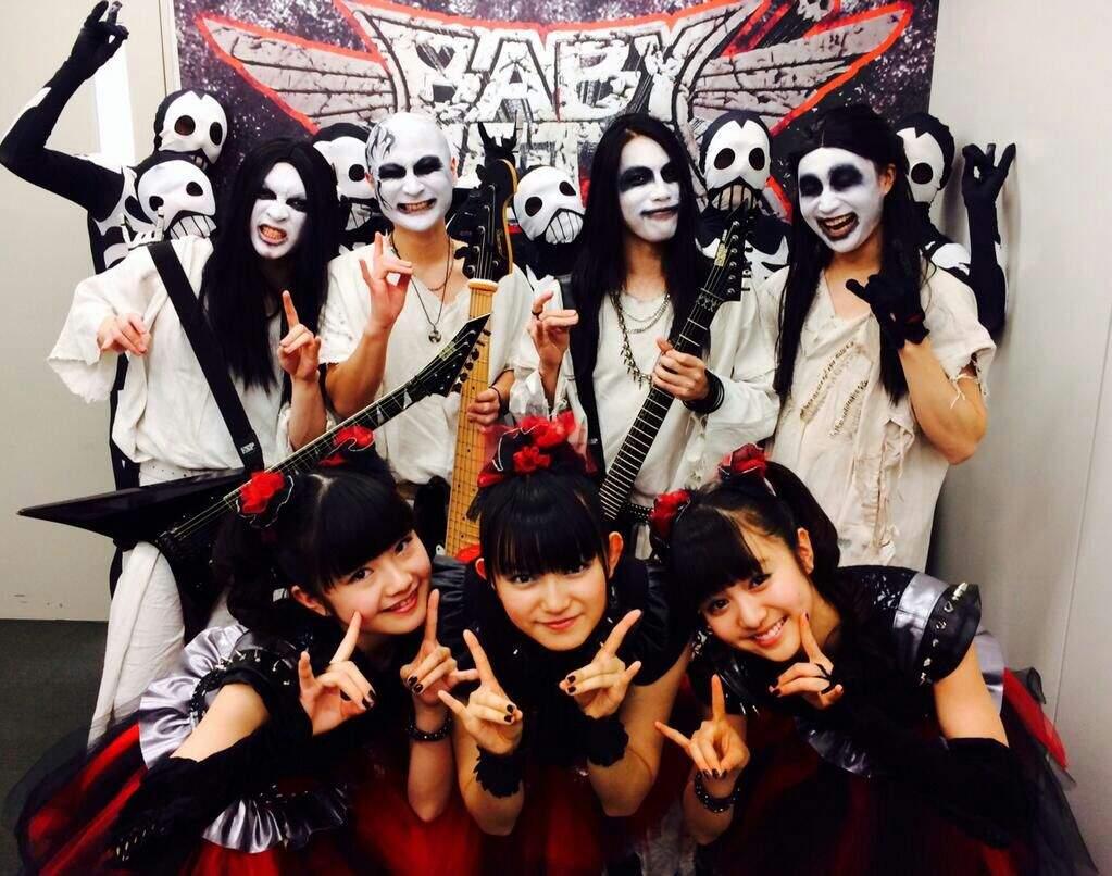 Babymetal + Kami Band