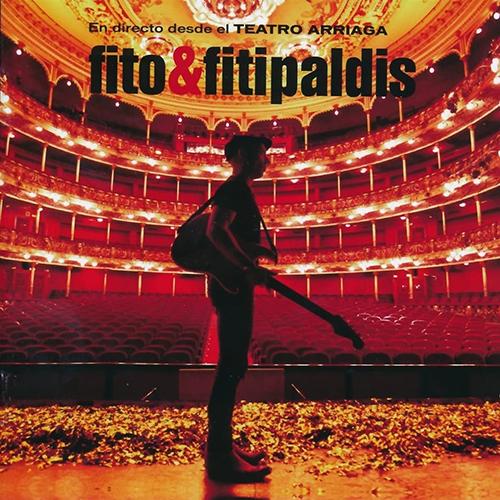 """Fito & Fitipaldis: """"En Directo Desde El Teatro Arriaga"""""""
