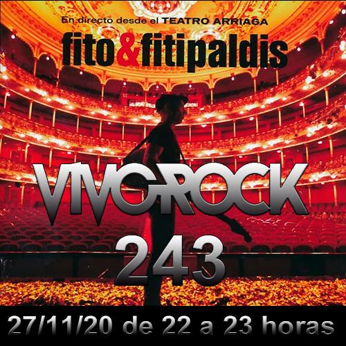 Vivo Rock programa 243