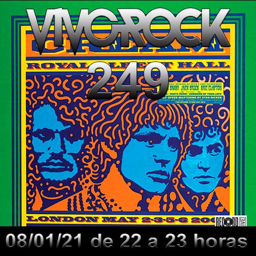 Vivo Rock programa 249