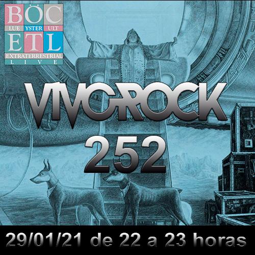 Vivo Rock programa 252