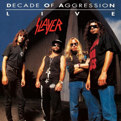 "Slayer: ""Decade Of Aggression Live"""