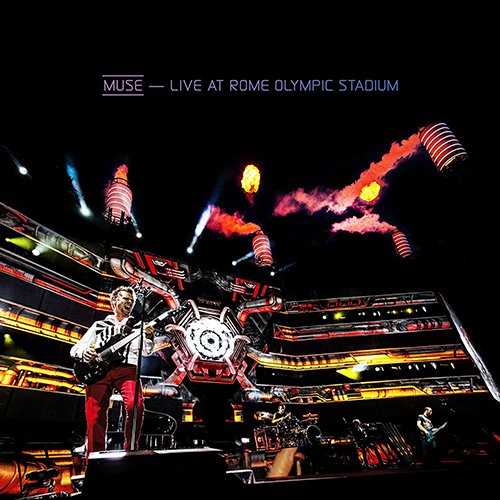 "Muse: ""Live At Rome Olympic Stadium"""