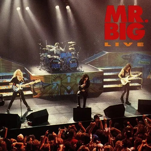 """Mr. Big: """"Live"""""""