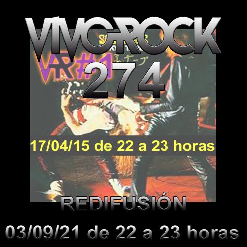 Vivo Rock programa 274