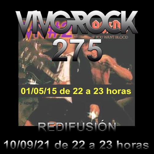 Vivo Rock programa 275