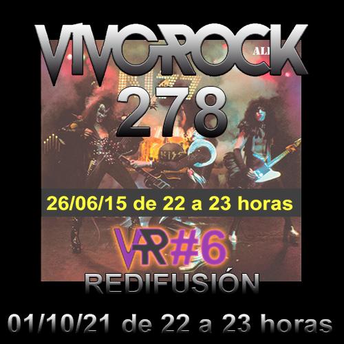 Vivo Rock programa 278